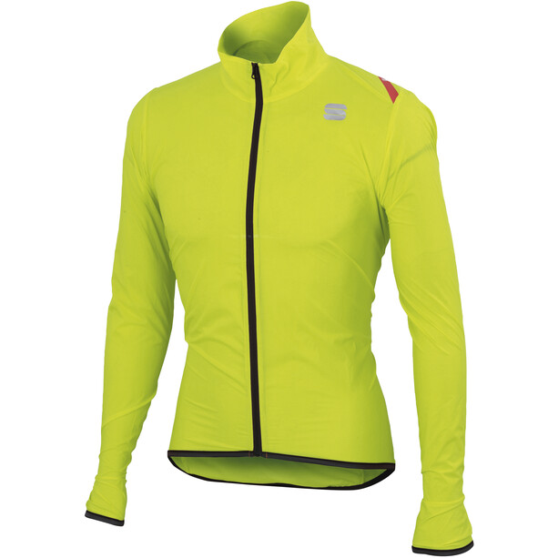 Sportful Hot Pack 6 Jacke Herren yellow fluo
