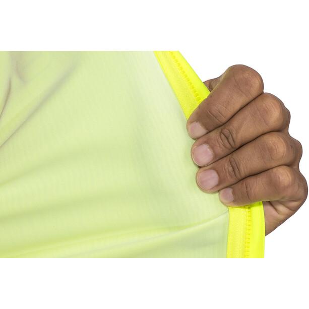 Sportful Fiandre Light NoRain Jacke Herren yellow fluo