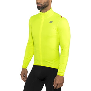 Sportful Fiandre Light NoRain Jacke Herren yellow fluo yellow fluo