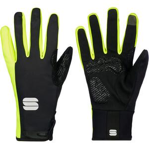 Sportful WS Essential 2 Handschuhe schwarz/gelb schwarz/gelb
