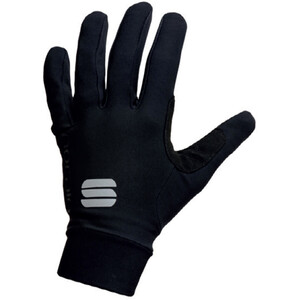 Sportful No Rain Handschuhe black black