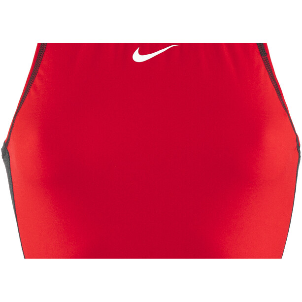 Nike Swim Water Polo Solids High Neck Tank Top Damen university red