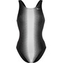 Nike Swim Fade Sting Fast Back Badeanzug Damen black