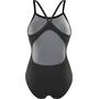 Nike Swim Poly Core Solid Racerback Yksiosainen Naiset, musta