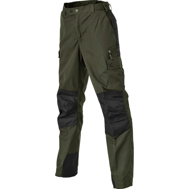Pinewood Lappland Extrem Hose Kinder moosgreen/black