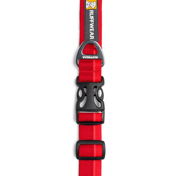 Ruffwear Hoopie Collar red currant