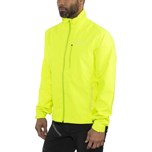 Endura Hummvee Jacke Herren neon-gelb