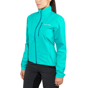 Endura Hummvee Lite Jacket Dame pacific blue pacific blue
