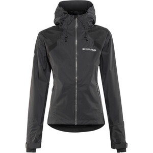 Endura MT500 II Wasserdichte Jacke Damen schwarz schwarz