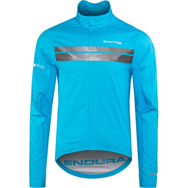 Endura Pro SL Shell II Jacke Herren neon-blau