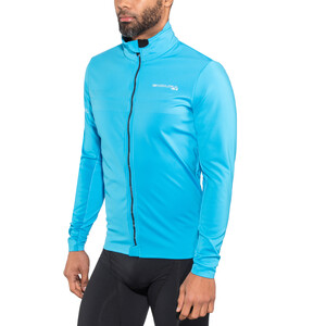 Endura Pro SL Thermal Windproof II Jacket Herr neon blue neon blue