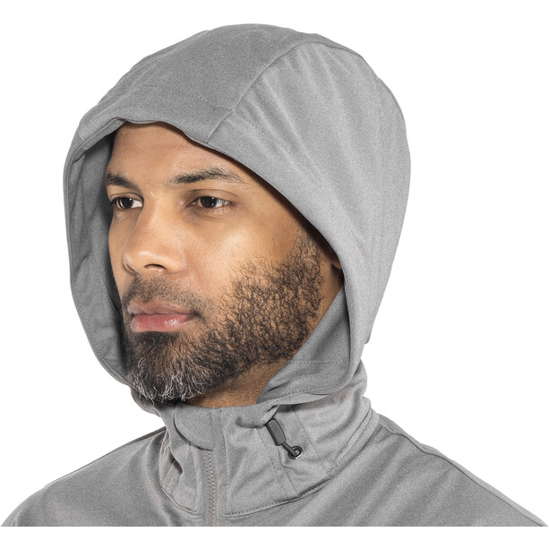 Endura SingleTrack II Softshell Jacke Herren zinn-grau