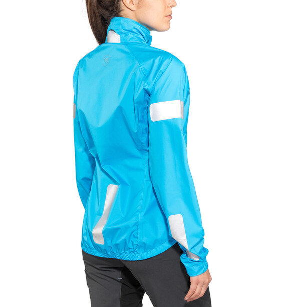 Endura Urban Luminite Jacket Dame neon blue