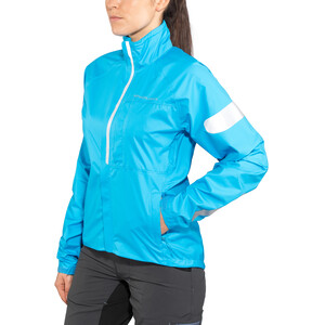Endura Urban Luminite Jacket Dame neon blue neon blue