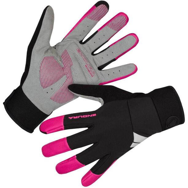 Endura Windchill Handschuhe Damen rot