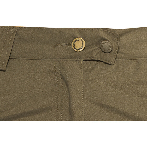 Pinewood Caribou TC Pants Dam dark oilive