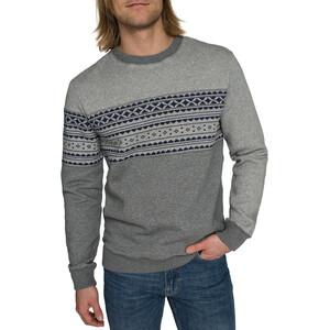 Varg Fjällbacka Jersey Herren grey with blue grey with blue