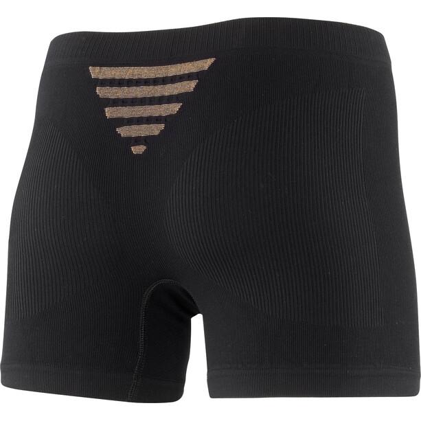 X-Bionic Energizer Boxershorts Damen black/orange