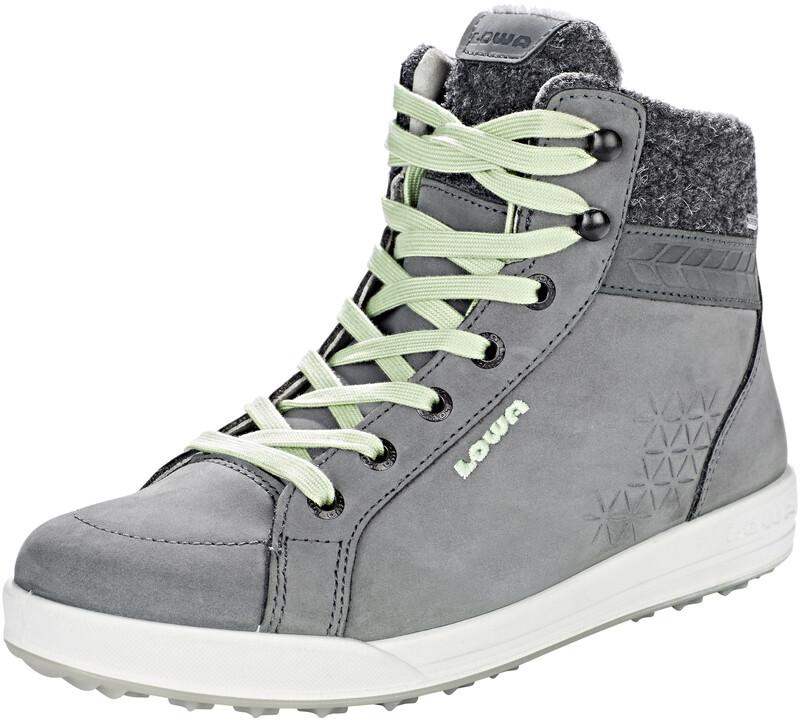 Lowa Tortona GTX Mid Cold Weather Boots Women anthracite/jade UK 6 | EU 39,5 201