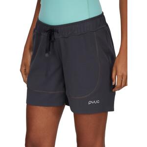 PYUA Marsh S Shorts Damen magnet grey magnet grey