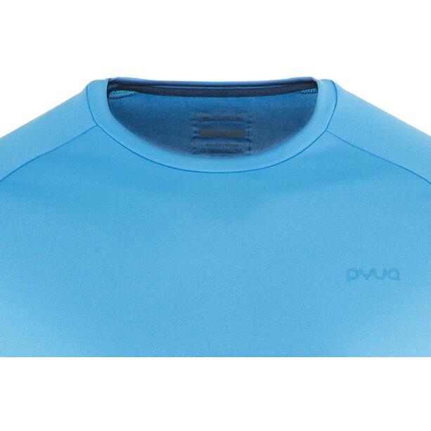 PYUA Deft-Y S T-paita Miehet, sininen