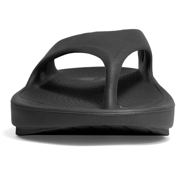 OOFOS Ooriginal Sandalen schwarz