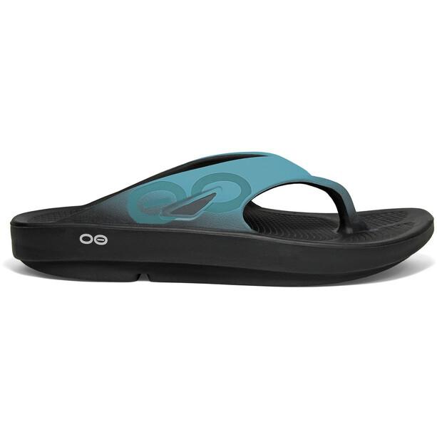 OOFOS Ooriginal Sport Sandalen Damen aqua