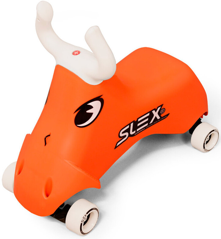 SLEX RodeoBull Barn orange  2019 Tråbiler