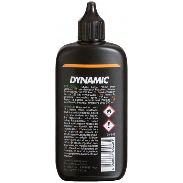 Dynamic Wet 2-K Kettenschmierstoff 100ml