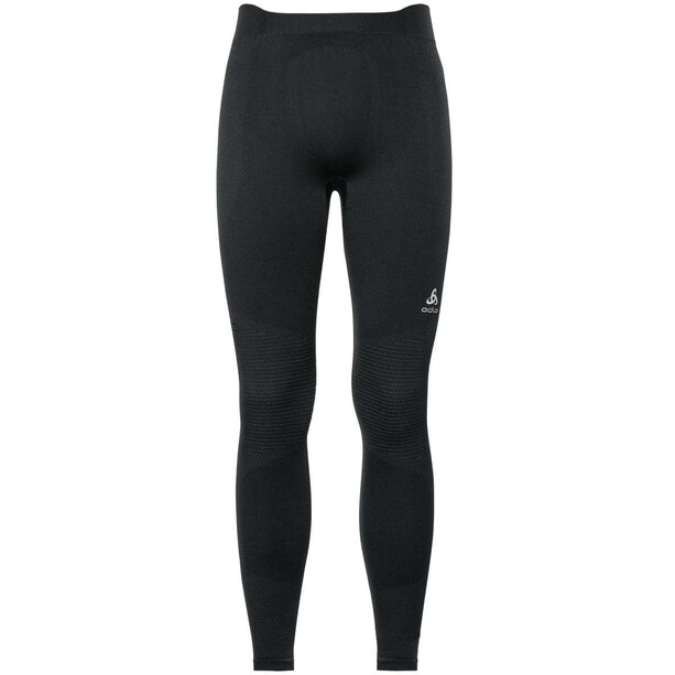 Odlo Suw Performance Warm Unterhose Herren black-odlo concrete grey