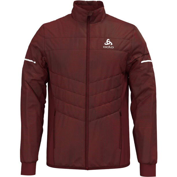 Odlo Irbis X-Warm Jacket Herr syrah
