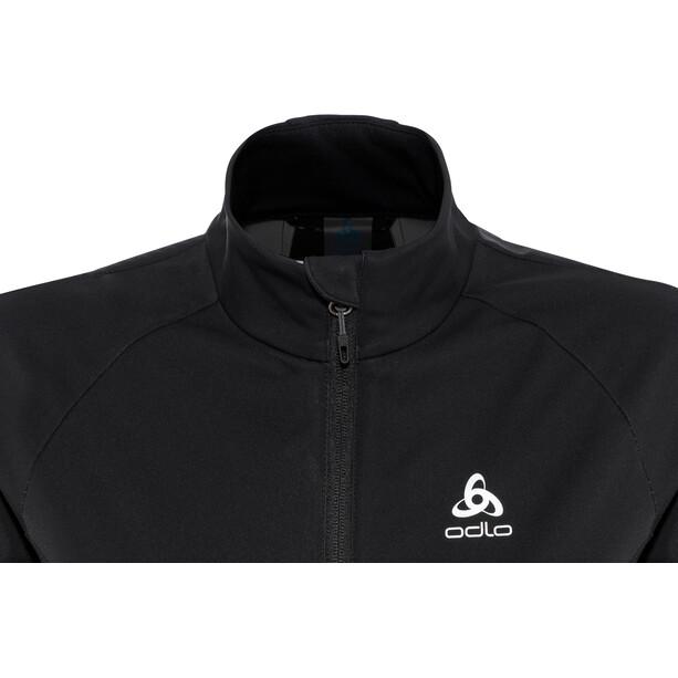 Odlo Aeolus Element Warm Jacket Dam black