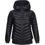 Peak Performance Ice Down Hooded Jacket Dam black