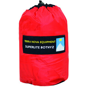 Terra Nova Bothy 2 Emergency Shelter red red