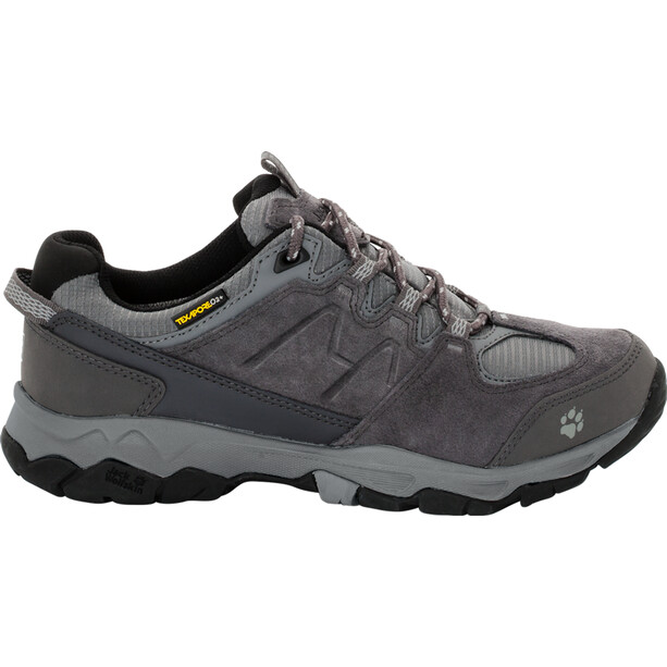 Jack Wolfskin MTN Attack 6 Texapore Low-Cut Schuhe Damen grey haze
