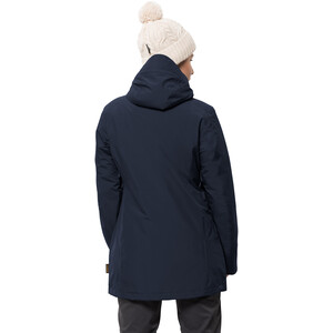 Jack Wolfskin Kiruna Trail Jacke Damen midnight blue midnight blue
