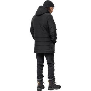 Jack Wolfskin Svalbard Mantel Herren black black