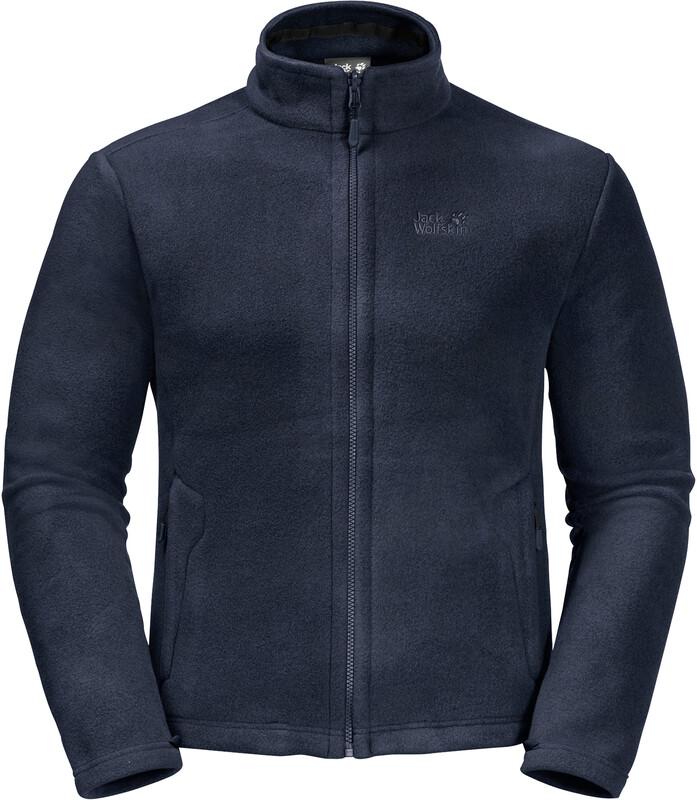 Moonrise Jacket Men night blue XXL 2018 Fleecejacken