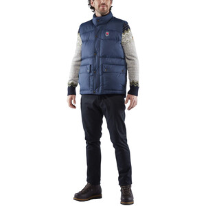 Fjällräven Expedition Down Lite Liivi Miehet, navy navy