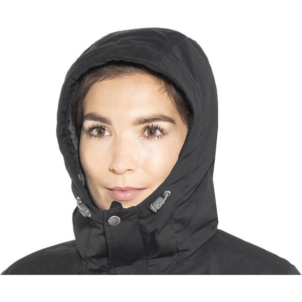 Fjällräven Greenland Winter Parka Damen black