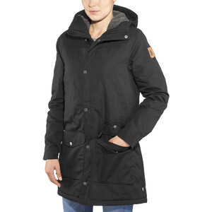Fjällräven Greenland Winter Parka Damen black black