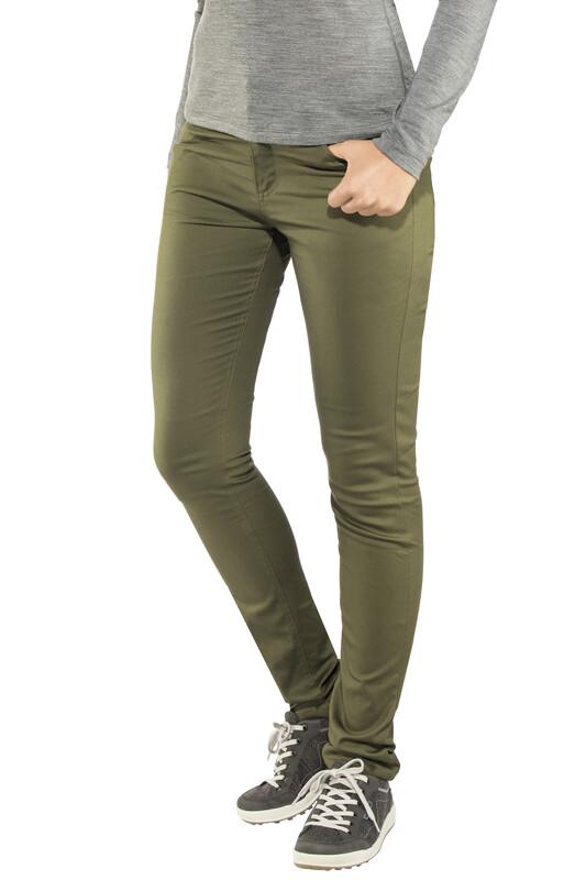 Fjällräven High Coast Stretch Trousers Women Laurel Green 34 2019 Freizeithosen