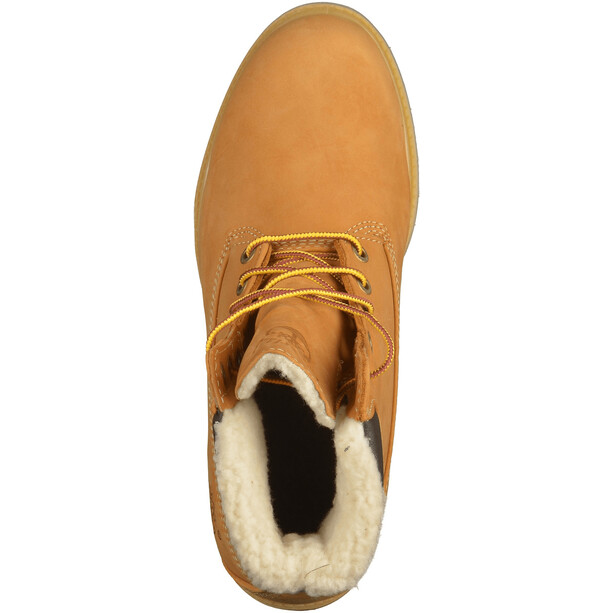 """Timberland Heritag Boots doublés 6"""" Homme, beige"""