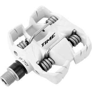 Time ATAC MX6 All Mountain Pedale white white