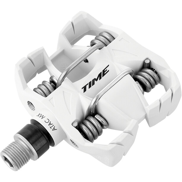 Time ATAC MX6 All Mountain Pedale white