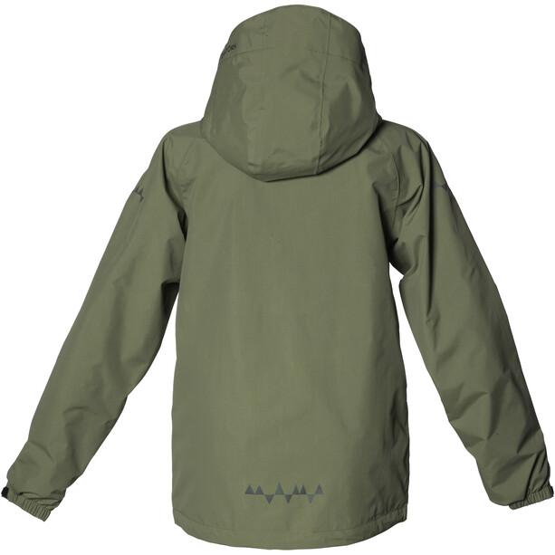 Isbjörn Monsune Hard Shell Jacket Ungdomar moss