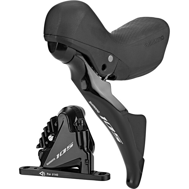 Shimano R7025/R7070 Scheibenbremse Vorderrad Links schwarz