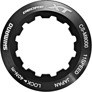 Shimano CS-M8000 Låsering med afstandsring