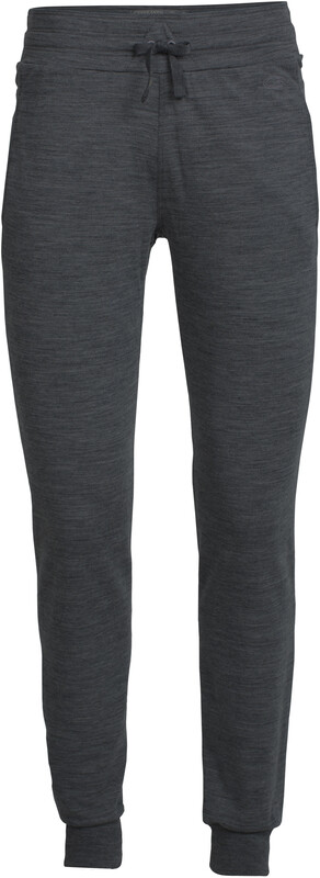 Icebreaker W's Crush Pants Jet Heather XS 2019 Yoga klær