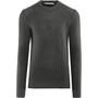Icebreaker Waypoint Crewe Sweater Herr char heather